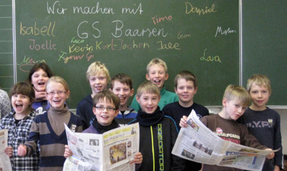 Es Ist Zig Zeit Das Zeitunglesen In Der Grundschule Beginnt