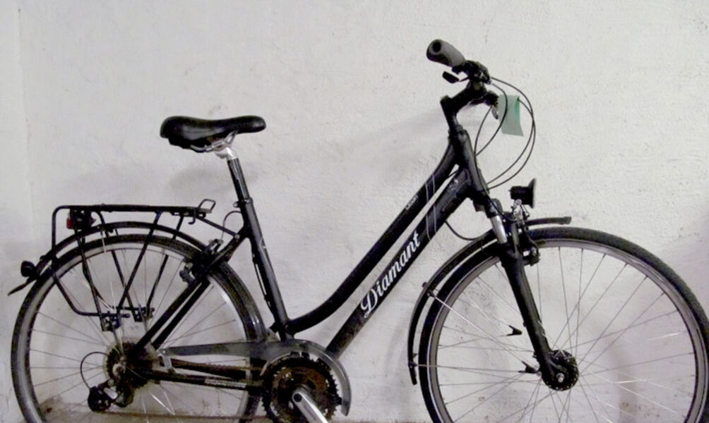 einbrecher lassen fahrrad zur ck. Black Bedroom Furniture Sets. Home Design Ideas