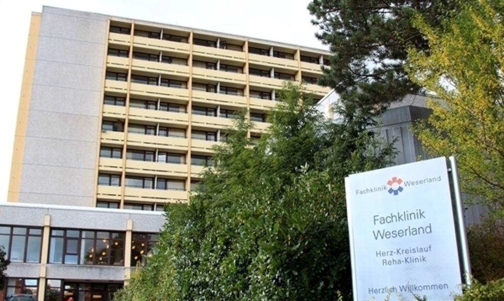 "Zu unsicher Reha Klinik ""Weserland"" muss dichtmachen"
