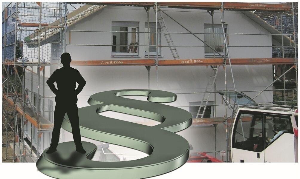 mehr rechte f r bauherren. Black Bedroom Furniture Sets. Home Design Ideas
