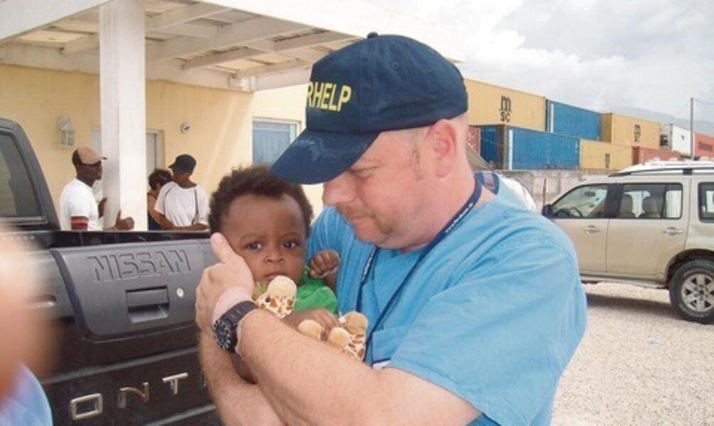 Einsatz Im Elendsgebiet Was Das Interhelp Team In Haiti Erlebte