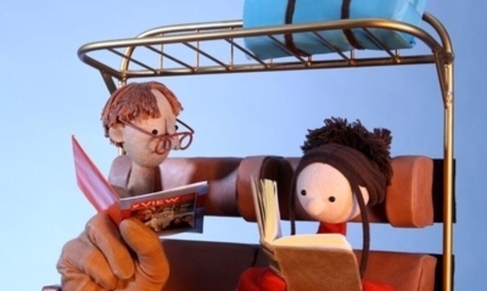 Puppen erwachen zum Leben