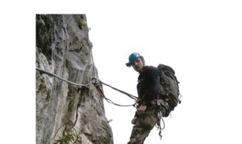 Abseilen Ohne Klettergurt : Beim klettern bin ich freiu201c
