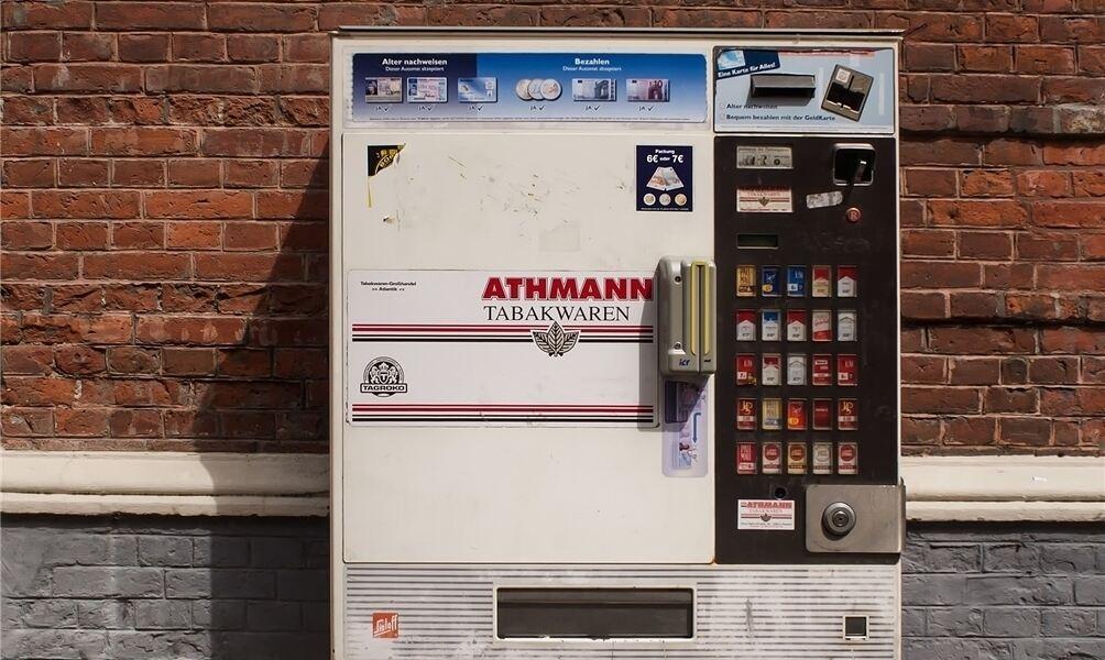 Automaten Knacken