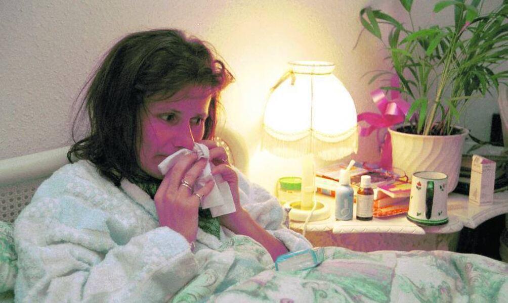 husten schnupfen fieber die infektwelle rollt. Black Bedroom Furniture Sets. Home Design Ideas