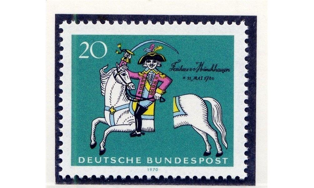 Die Münchhausen Marke Kommt