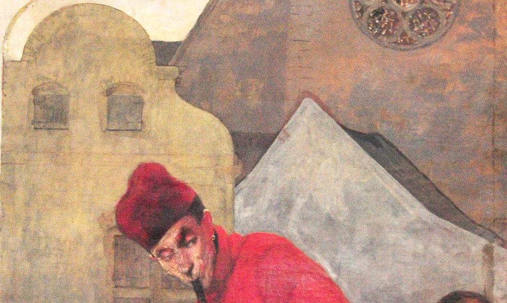 Vergessenes Gemälde kehrt heim
