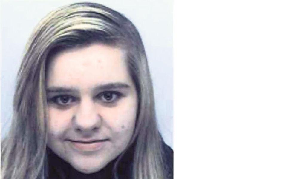 14 Jahre Altes Mädchen Vermisst