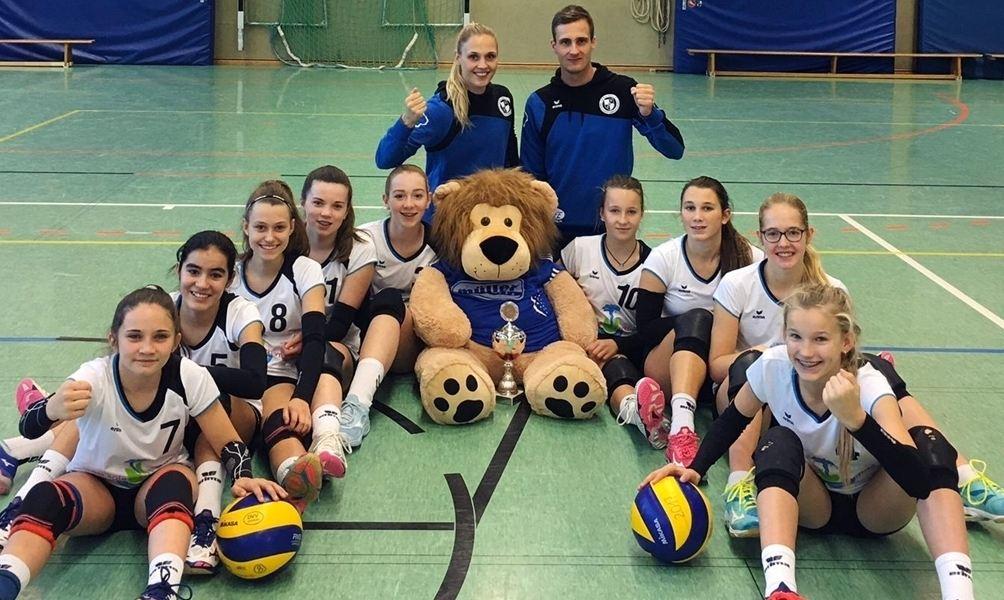Volleyball Ein Highlight für Salzhemmendorf SALZHEMMENDORF. Frohe Kunde für die Volleyball-Abteilung von Blau-Weiß Salzhemmendorf - Dewezet