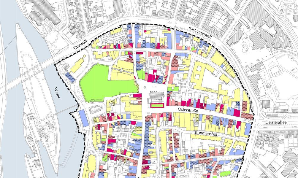 Hameln Karte.In Der Hamelner Altstadt Wird Weiter Saniert