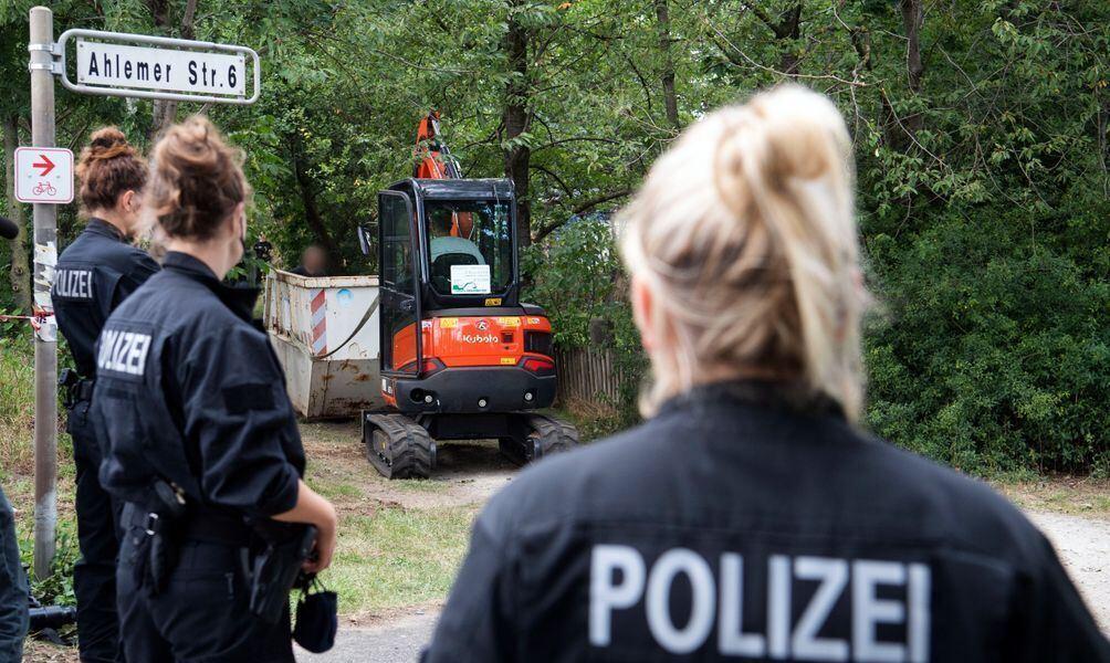 Tittenfick der deutschen 18 jährigen