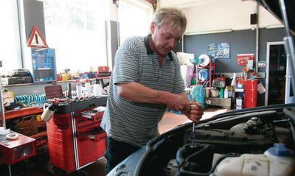 Automechaniker Alvermann Plagen Die Sorgen