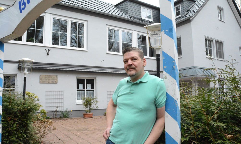 Schliekers Brunnen.Neues Leben Im Ausflugslokal