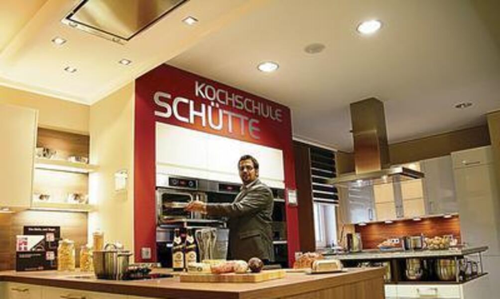 Küchenstudio Hameln es ist angerichtet im küchenstudio schütte