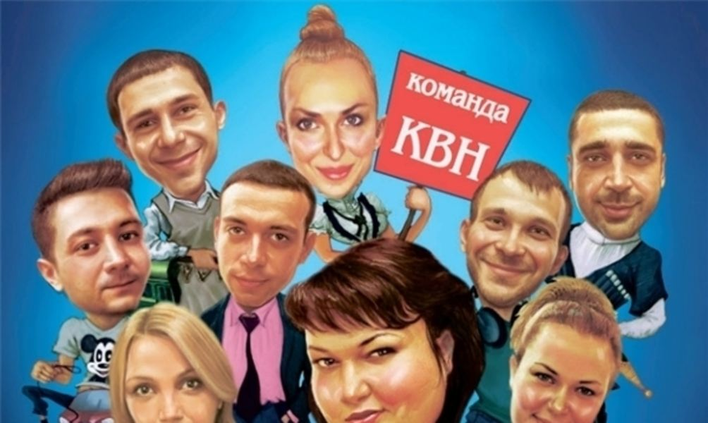 Russische Comedy
