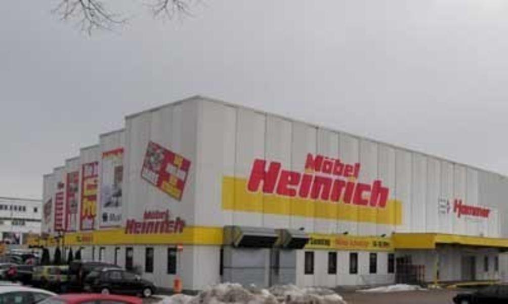 Sind Das Die Plane Von Mobel Heinrich
