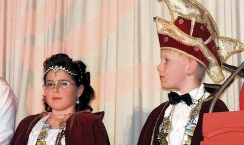 Speed-Dating Prinzenpaar neues Trikot