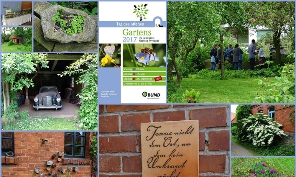 Offene Gärten Im Weserbergland